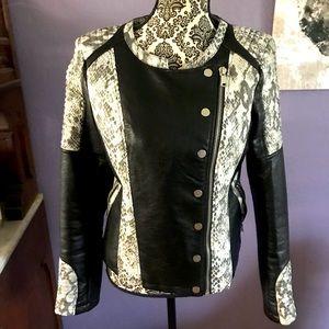 The Filmore Vegan leather jacket